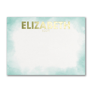 Statement - Note Card - Ecru